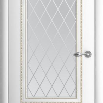 Межкомнатная дверь Версаль 1 Винил
