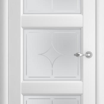 Межкомнатная дверь Эрмитаж 3 Винил