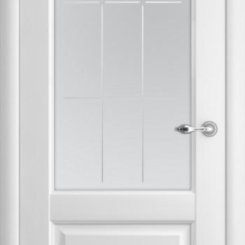 Межкомнатная дверь Эрмитаж 4 Винил