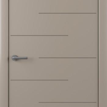 Межкомнатная дверь Дельта Винил