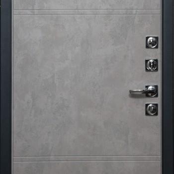 Металлическая дверь СТРАЖ 3К URBAN PP