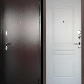 Металлическая дверь СТРАЖ 3К Броня