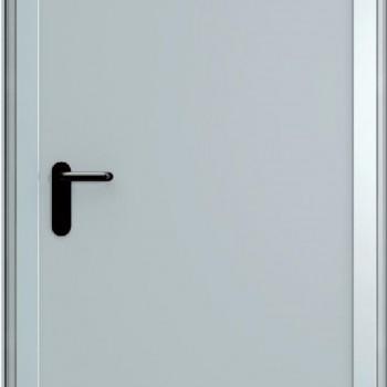Металлическая дверь СТРАЖ противопожарная EIS 60