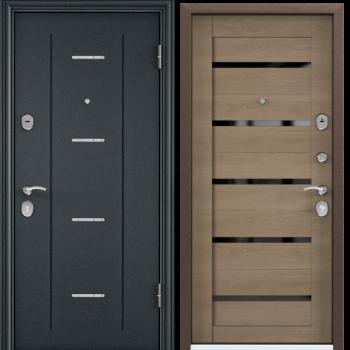 Стальная сейф дверь Delta-100
