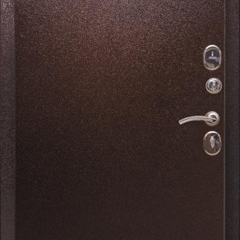 Металлическая дверь СТРАЖ 2К STEEL уличная