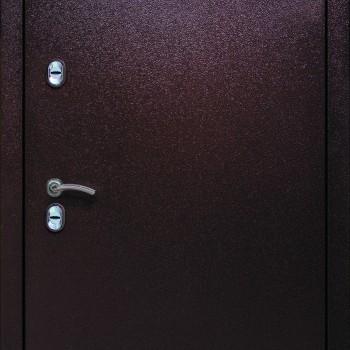 Металлическая дверь СТРАЖ 3К Тепло уличная