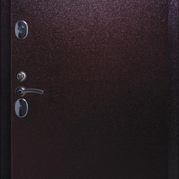 Металлическая дверь СТРАЖ 3К STEEL уличная