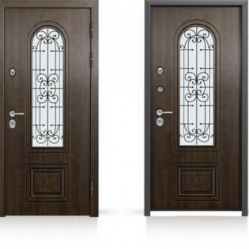 Стальная сейф дверь Professor