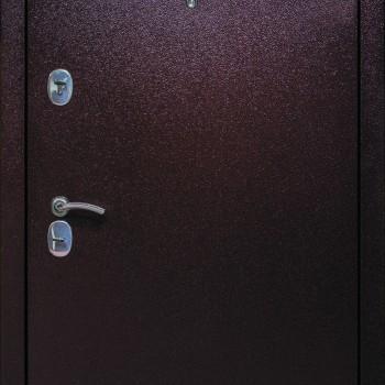 Металлическая дверь СТРАЖ 3К TECHNO