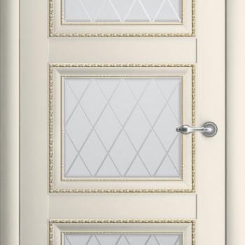 Межкомнатная дверь Версаль 3 Винил