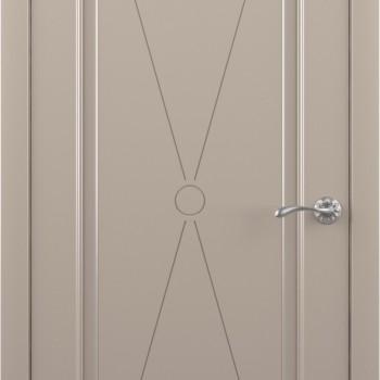Межкомнатная дверь Эрмитаж 5 Винил