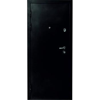 Металлическая дверь Люкс без внутренней панели