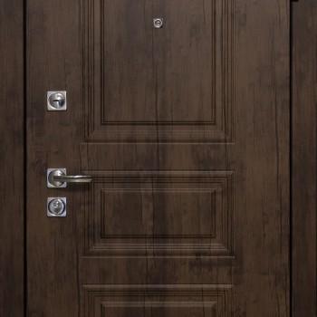 Металлическая дверь СТРАЖ 3К ДИПЛОМАТ 2