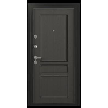 Металлическая дверь Ника Классика Венге