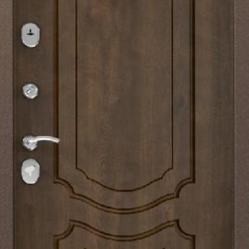 Металлическая дверь СТРАЖ Снегирь 20 уличная