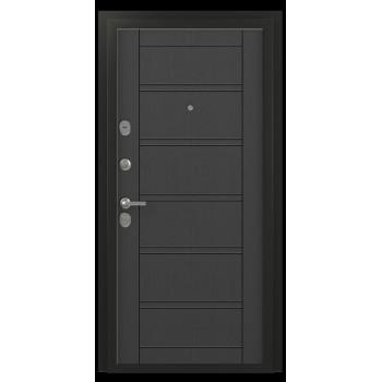 Металлическая дверь Ника Модерн Венге