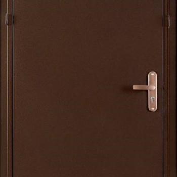 Металлическая дверь СТРАЖ ГОСТ Металл