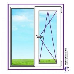 Алюминиевые окна_1