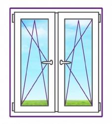 Алюминиевые окна_2