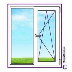 Алюминиевые окна_4